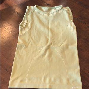 Nike size small medium sleeveless workout top